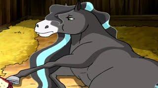 Лошадки Мультфильм, сезон 1, серия 07 Раненная Перчинка | Лошадки / Страна лошадей / Horseland