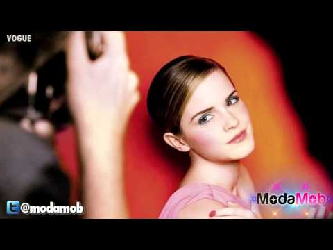 Emma Watson And Lancome Release In Love Makeup Ads