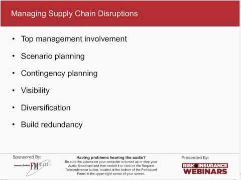 China - The Nightmare Supply Chain Scenario