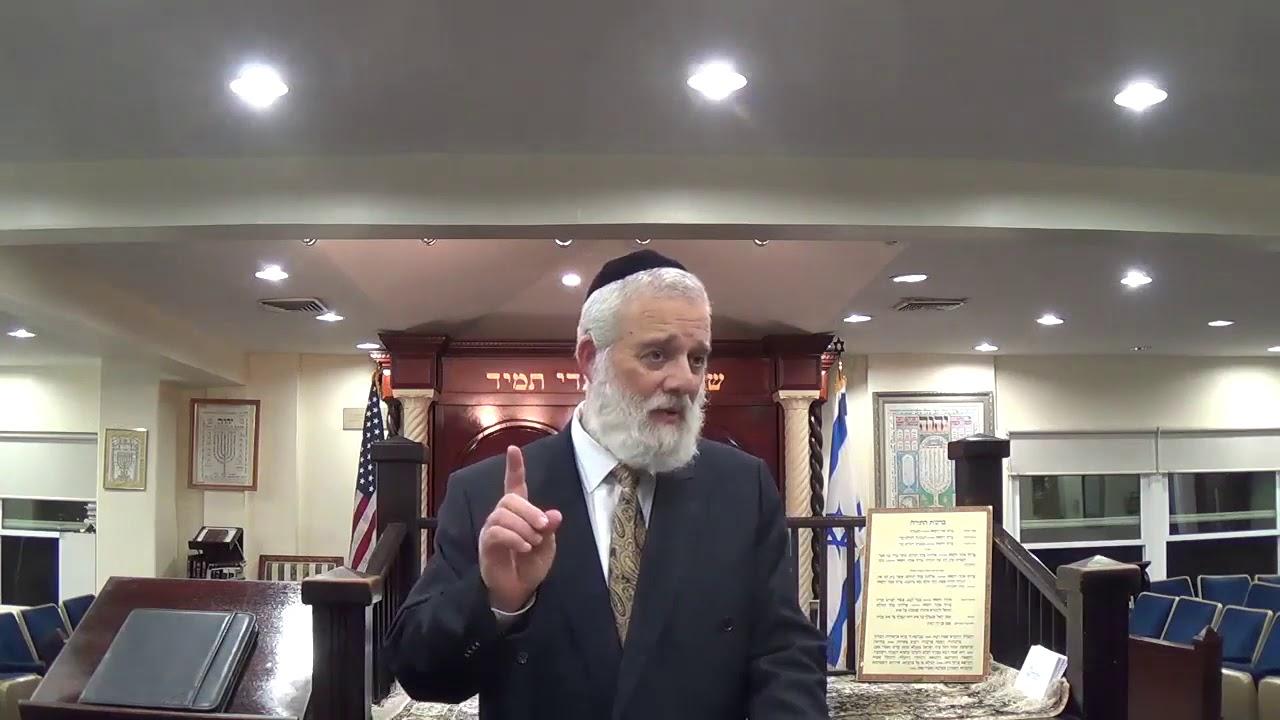 Insights on Parasha Re  eh by Rabbi Eliyahu Kin