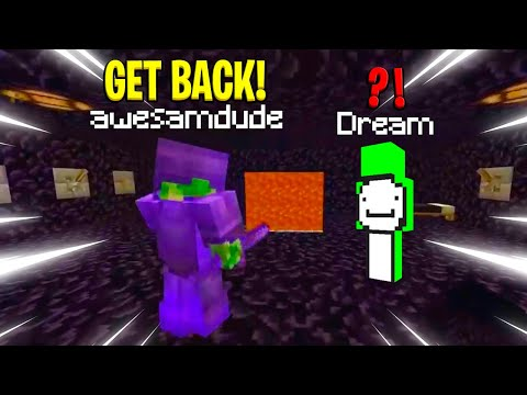 Everytime Dream Has Tried to Escape Prison (Dream SMP)
