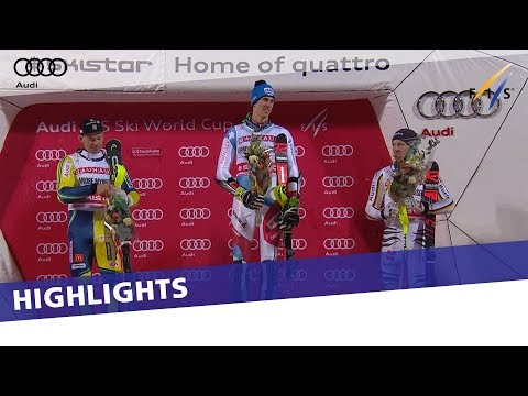 Career's first for Ramon Zenhaeusern in Stockholm City Event| Highlights