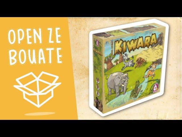 KIWARA - Open Ze Bouate