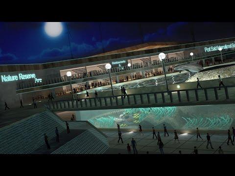 Passenger Seaport And Yachts Marina Project