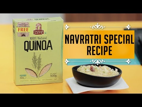 Navratri Special Recipe by Saransh Goila | India's Digital Chef