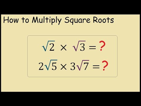 How do you add square roots together