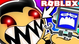 BENDY CHAPITRE 2 ROLEPLAY IN ROBLOX! (INK MACHINE)