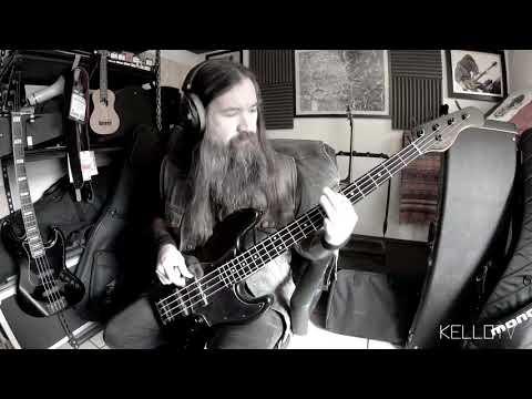 "Slayer - ""Raining Blood"" (Bass Cover)"