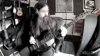 "Download Slayer - ""Raining Blood"" (Bass Cover) Mp3 and Videos"
