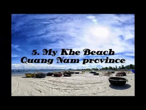 Top 10 the most beautiful beaches in Viet Nam