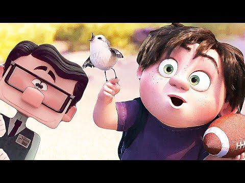 Disney Pixar's NEW Short Films