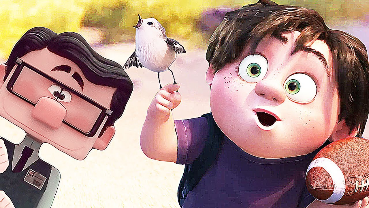 disney pixar's new short films - youtube