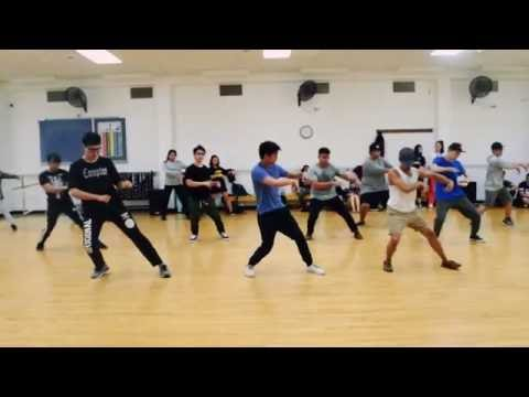 All We Know by Chainsmokers : Amanda La Choreography: AASU VIBE