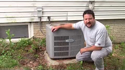 Common A/C problem and the easy fix