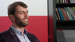 Prof. Stemmer (TH OWL) spricht über Team-Teaching