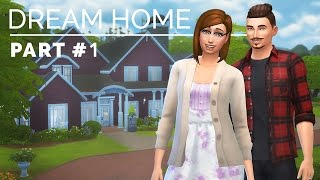 Sims 4  |  Speedbuild  |  My Dream Home  |  PT 1