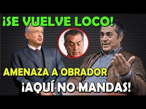 El Bronco ENLOQUECE y Amenaza a López Obrador - Campechaneando