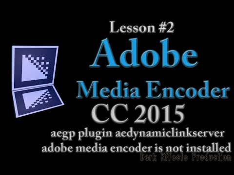 adobe media encoder cc 2017 no se abre mac