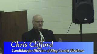 Chris Clifford for King County Elections