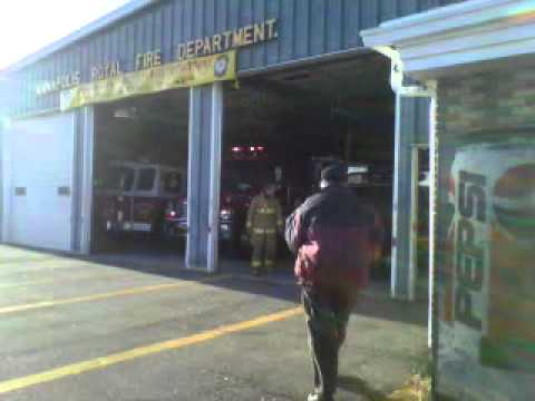 Annapolis Royal Fire Department 2011