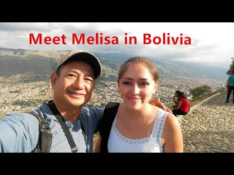 Meet Melisa in Bolivia