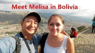 Meet Melisa in Bolivia