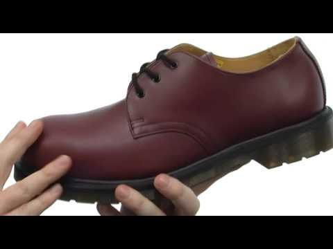 696425ca8b Dr. Martens 1925 5400 3-Eye Shoe SKU:#8258179 - YouTube