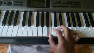 Sir thirboki Jeevana on keyboard