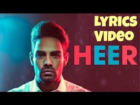 Heer  | Pav Dharia | Lyrics Video