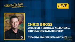 Recovering Lost Data From A Hard Drive Crash (Chris Bross)