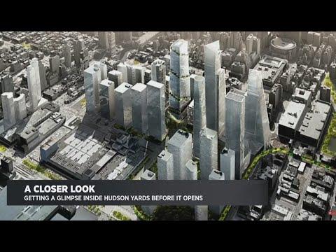Behind The Lens: Hudson Yards