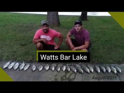 Watts Bar Lake August 2018