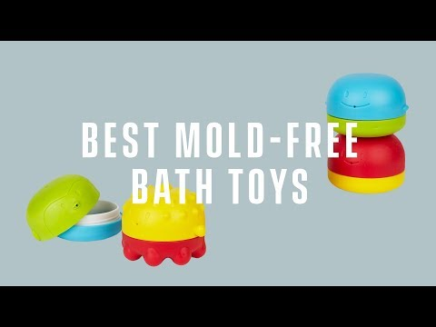 Best Mold-Free Baby Bath Toys