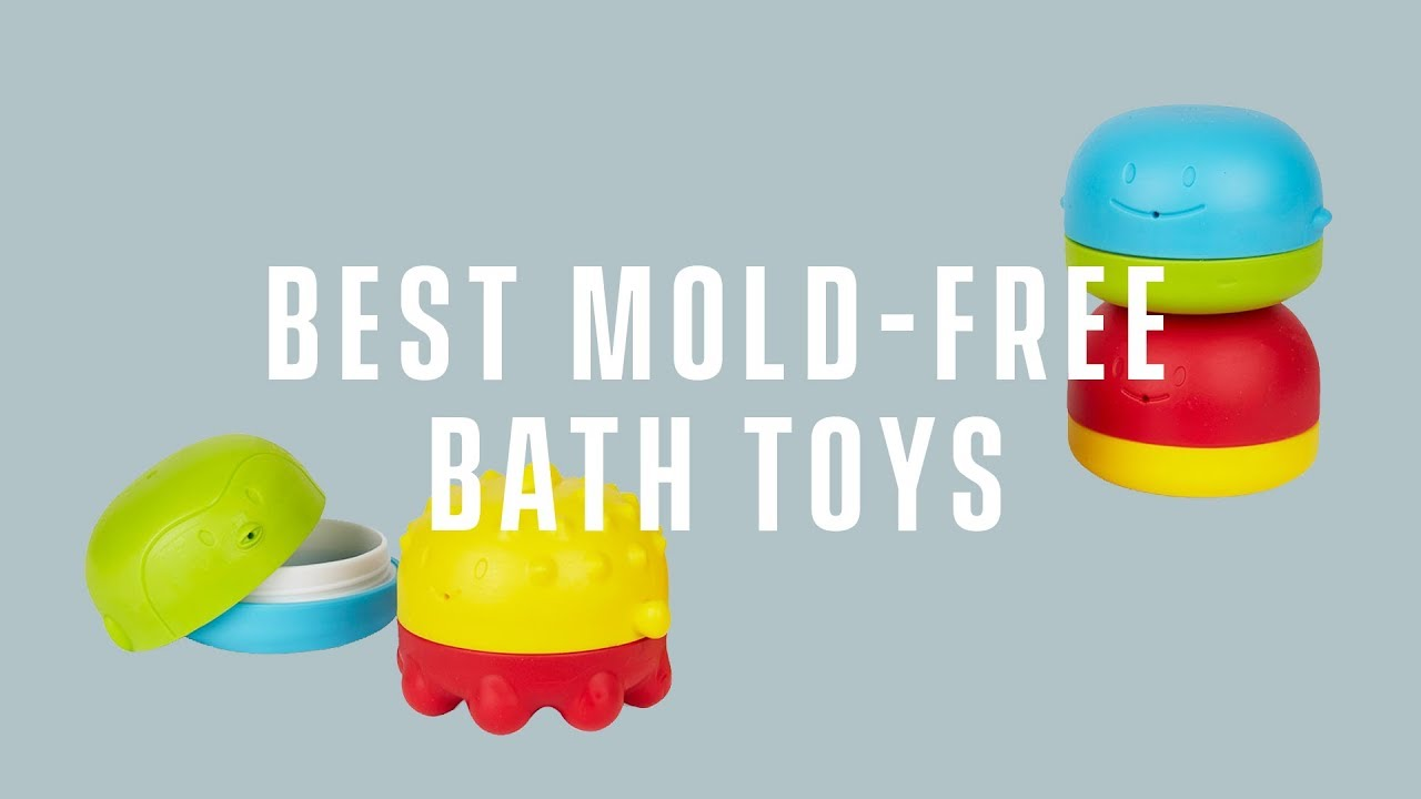 Best Mold Free Baby Bath Toys