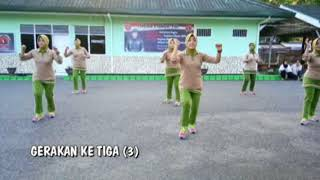 Download Video SENAM TOBELO PERSIT KODIM 1402/POLMAS MP3 3GP MP4