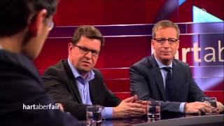 Hart aber fair - Die Schweiz stoppt Zuwanderer -- Alarmsignal für Europa?
