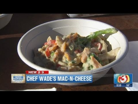 Valley's Newest Food Truck specializes in mac-n-cheesy goodness
