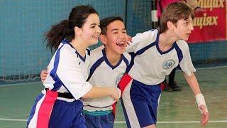 Финальный этап школьной регбийной лиги Харькова