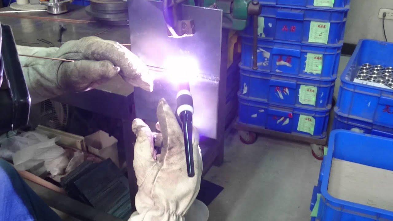 氬焊術科-平板橫焊 | Doovi