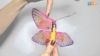 Игрушка Флайн Фейри (Flying Fairy) Бабочка, вылетающая из книги(Купить бабочку с бесплатной доставкой по России можно по ссылке http://www.toy.ru/catalog/kukly_flutterbye_fairies_/flying_fairy_35802_flayn_fe..., 2014-07-02T05:13:03.000Z)