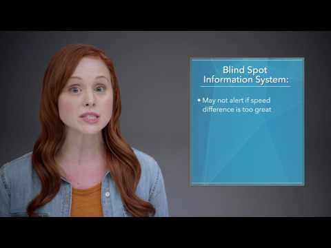 2017 Honda CR-V Blind Spot Information System
