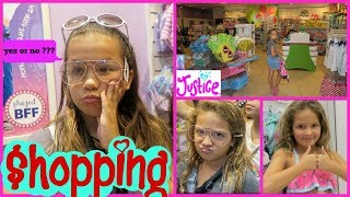 SHOPPING/ HAUL  FOR SUMMER AT JUSTICE / FOREVER 21/CLAIRE'S