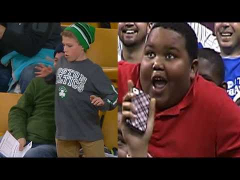 NBA Fan Dance-Off!