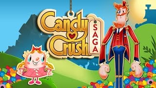 Candy Crush Saga Level 265 Gameplay