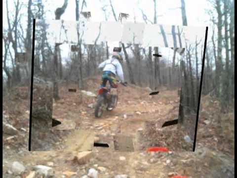 Fourche Mountain Trail Ride Arkansas Dirt Bike 4 Wheeler