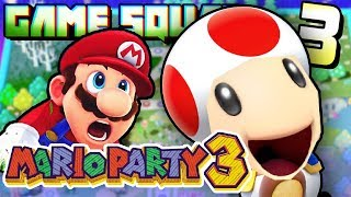 GAME SQUAD | Mario Party 3 - Woody Woods Part 3 (TOAD NIGHTMARES)