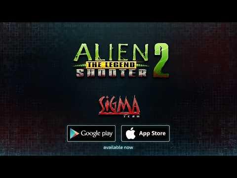 Alien Shooter 2 The Legend - Launch Trailer