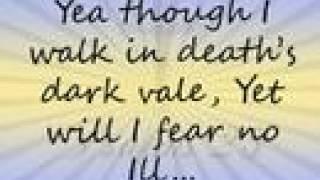 Psalms 23 - Buju Banton ft Gramps (Lyrics)
