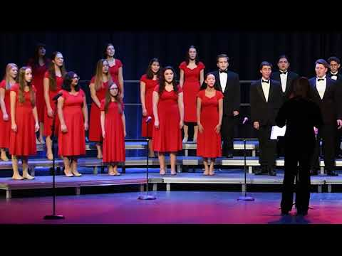 2019 Troy Athens And Troy High Christmas Choir Concert