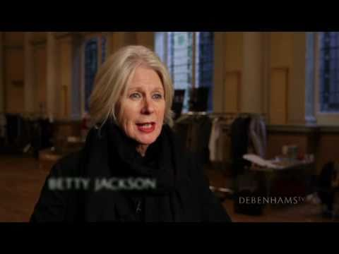 Top Fashion Designer, Betty Jackson - Interview 2011